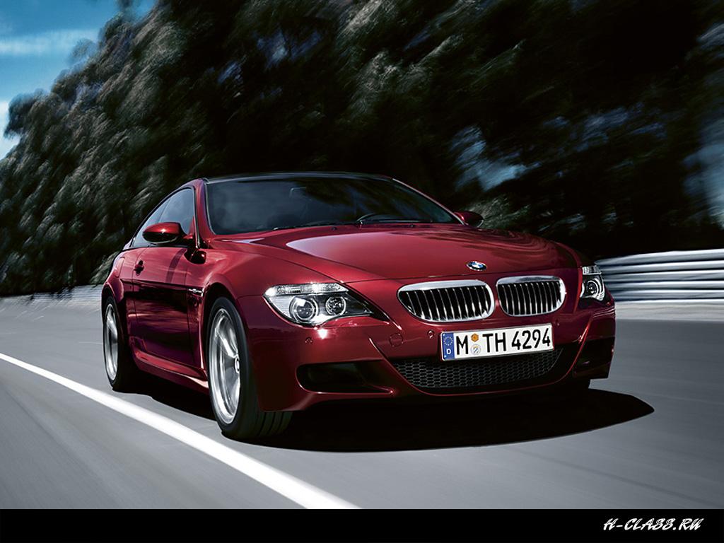 какая машина круче: BMW M6 vs Fo…